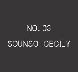 undefined-No.03-Sounso Cecily-字体设计