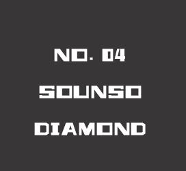 undefined-No.04-Sounso Diamond-字体下载