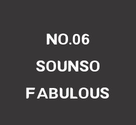 undefined-No.06-Sounso Fabulous-字体大全