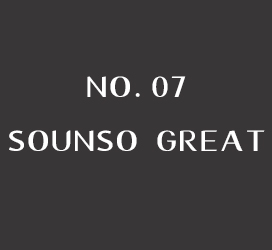undefined-No.07-Sounso Great-字体下载