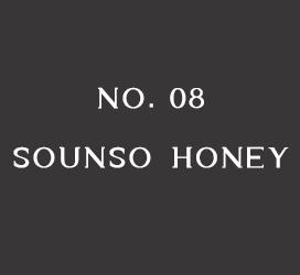 undefined-No.08-Sounso Honey-字体下载