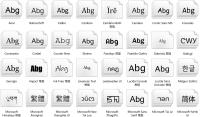 字库知识 | 了解什么是字库,字库设计师必读资料