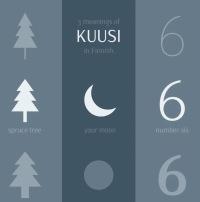 三言新字发布|Kuusi Sans 向你诉说北欧的森林与月亮