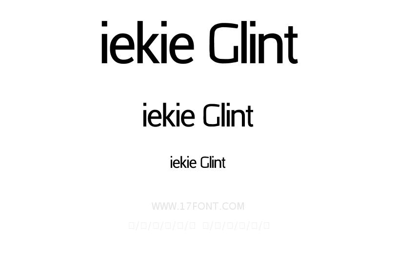 iekie Glint