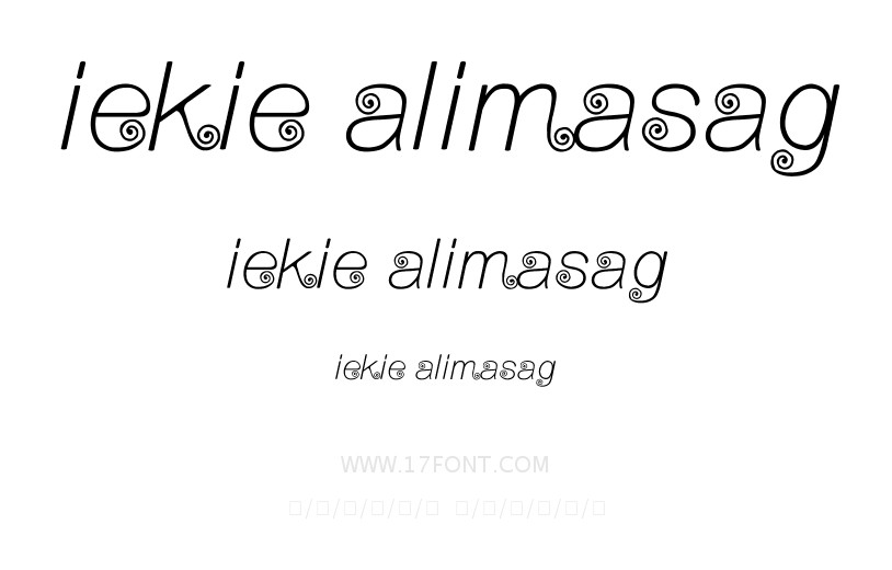 iekie Alimasag