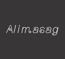 义启字库-iekie Alimasag-字体设计