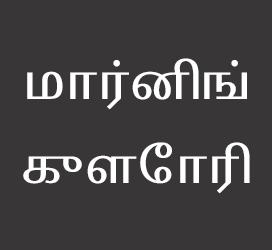 义启字库-மார்னிங் குளோரி-字体设计