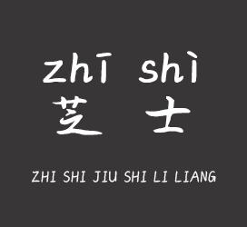 义启字库-义启芝士就是力量-字体设计
