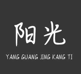 XFont-阳光靖康体-艺术字体